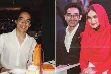 10 Pesona Aazief Khalid, putra tiri Siti Nurhaliza yang tampan menawan