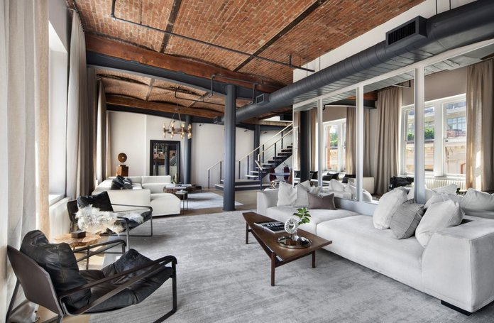 Penthouse milik Zayn Malik  © 2018 brilio.net