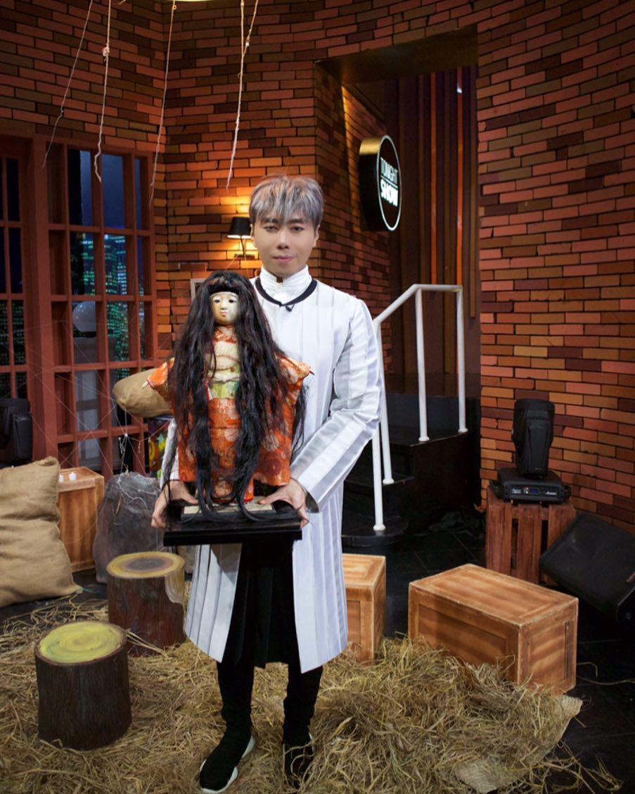 Boneka mistis Roy Kiyoshi  © 2018 brilio.net