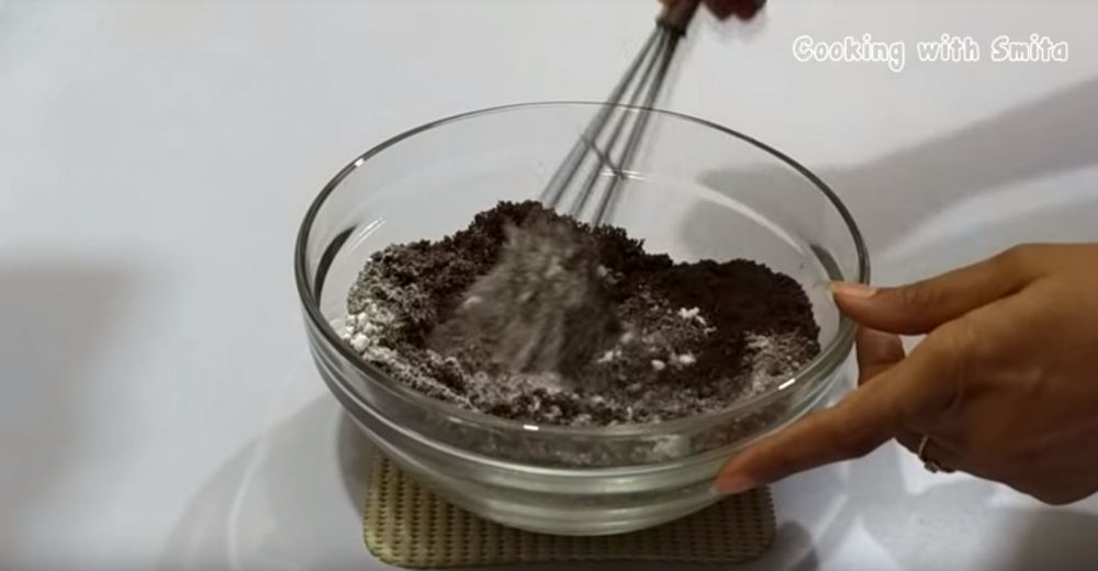 Oreo lava cake © 2018 Youtube