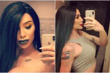 Kyleigh Potts, transgender habiskan Rp 1 M demi mirip Kylie Jenner