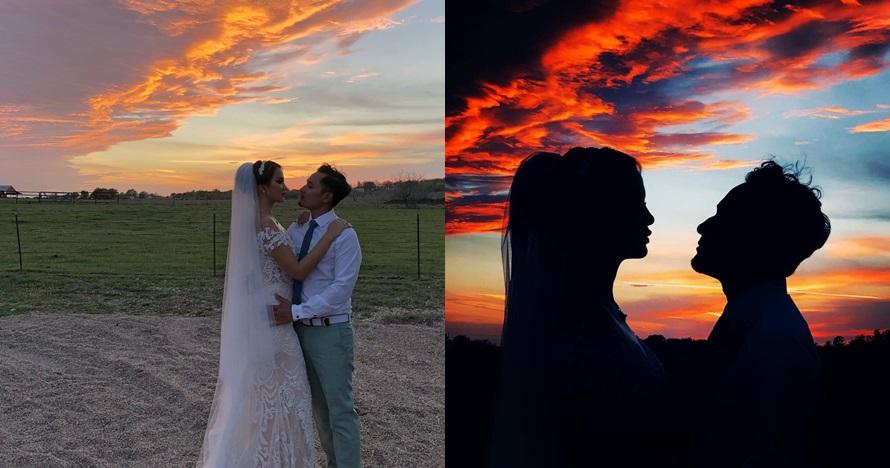 Sudah sah, ini 10 momen bahagia pernikahan Tanta Ginting dan Denalta