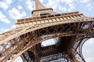 Ini penampakan apartemen rahasia di atas Menara Eiffel