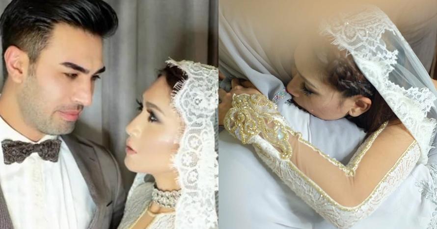 Menikah dengan mantan suami, ini  momen sakral pernikahan Tata Janeeta