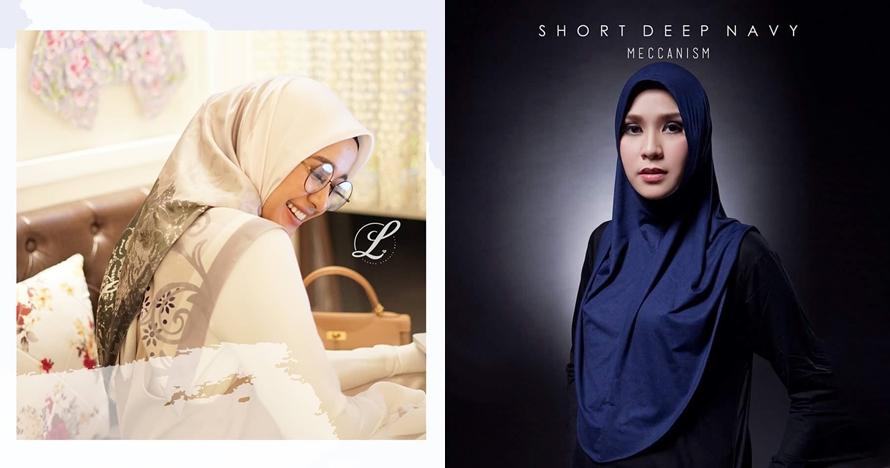 Setelah berhijab, 8 seleb cantik ini dikenal bisnis busana muslimah