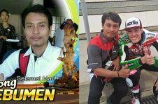 Kisah Mugiyono jadi teknisi helm pembalap MotoGP