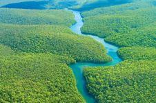 5 Sungai paling ngeri di dunia, perenang terbaik aja keok sama arusnya