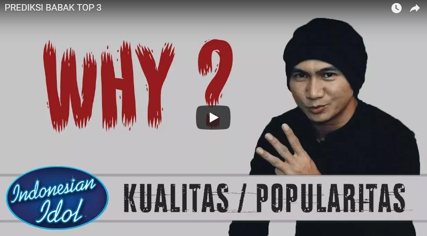 Anji beberkan sistem eliminasi Indonesian Idol, beneran gini nggak ya?