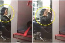 Kabur dari salon usai ngecat rambut, wanita ini dituntut Rp 1 miliar