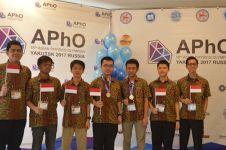 Mewakili Indonesia di ajang Asia, Tim Olimpiade Fisika kekurangan dana