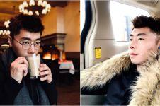 10 Gaya trendi Roy Kiyoshi ini nggak kalah keren dari idol K-Pop