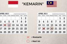 Masih serumpun, 10 kata ini punya makna beda di Indonesia & Malaysia