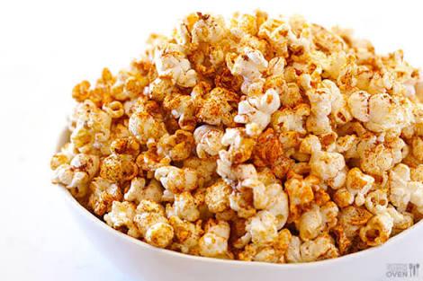 6 Varian popcorn © 2018 Istimewa