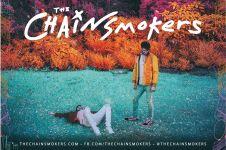 3 Fakta The Chainsmokers, duet EDM yang siap mengguncang Jakarta