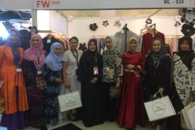 12 Desainer The Shahdan di ajang Indonesia Fashion Week 2018