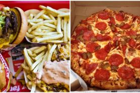 10 Fast food terbaik di dunia, ternyata hampir setiap negara punya
