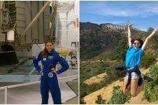 10 Potret Alyssa Carson, cewek 17 tahun yang bakal mendarat di Mars