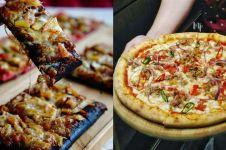 5 Variasi pizza rasa khas Indonesia ini bisa bikin kamu ketagihan lho