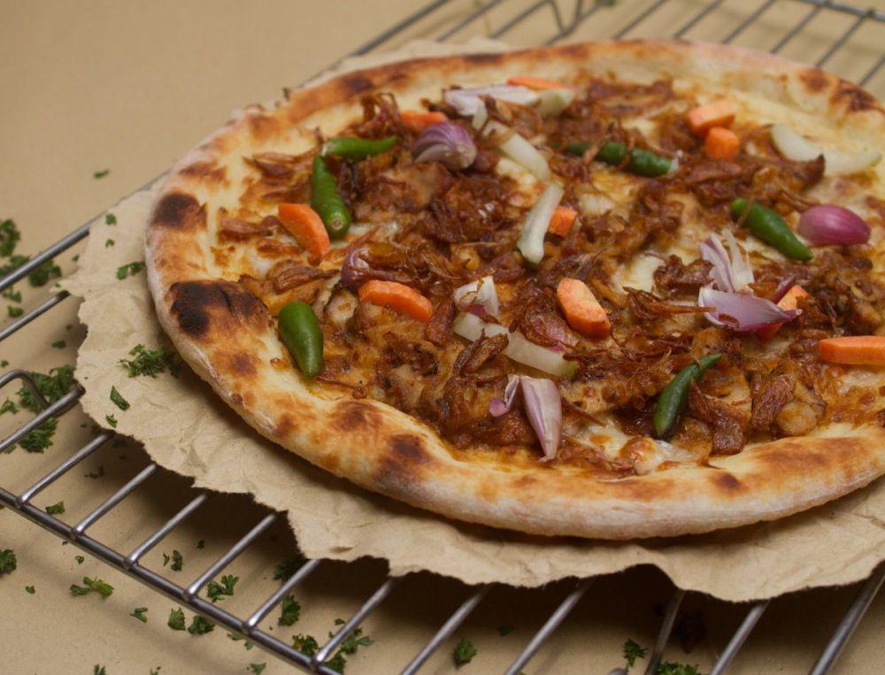 5 Variasi pizza © 2018 Istimewa