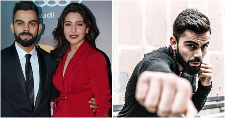 10 Pesona Virat Kohli, suami Anushka Sharma yang jadi atlet terpopuler