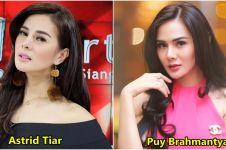 10 Pesona Puy Brahmantya, ratu iklan yang disebut kembaran Astrid Tiar
