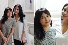 Foto berdua, Nagita Slavina dan Bianca Jodie dibilang mirip banget