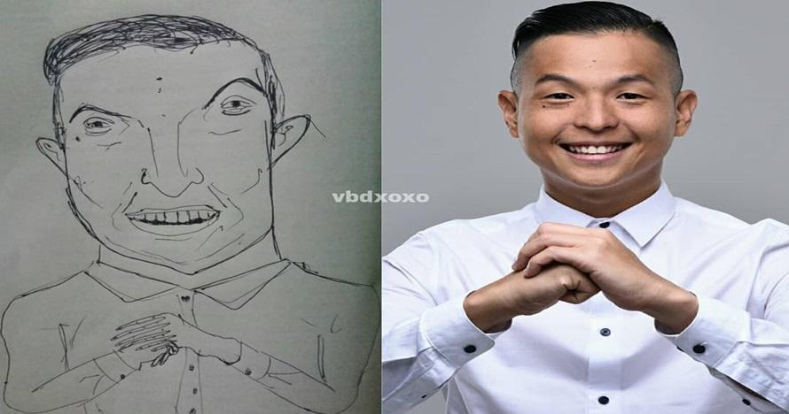 Sketsa 10 artis Indonesia bikinan orang ini sukses bikin ngakak pol