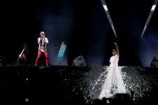 Begini keseruan konser The Chainsmokers yang hebohkan panggung Jakarta