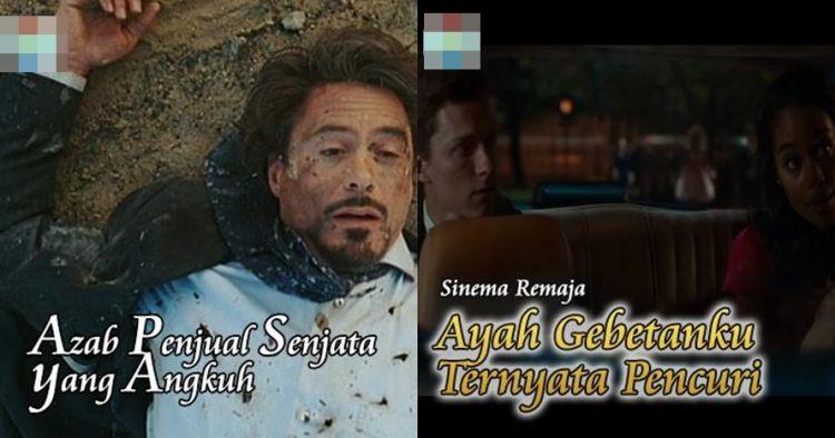 15 Meme Marvel X Sinetron Indonesia Ini Ngocolnya Kebangetan