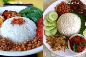 Tak cuma rendang, 6 makanan ini satukan Indonesia, Malaysia, Singapura