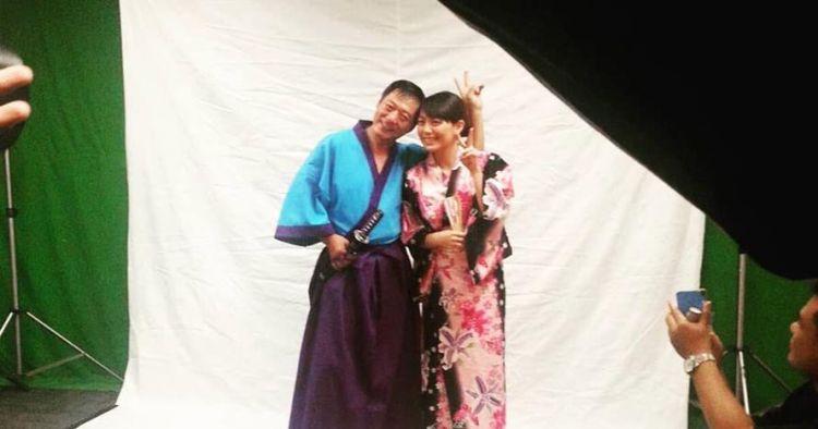 Hampir sebulan ditinggal Chef Harada, putrinya putuskan untuk berhijab