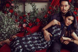 Pamer foto prewedding dengan baju menerawang, Syahnaz panen cibiran