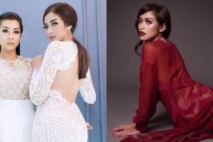 Kerap tampil seksi, ini 9 potret Jessica Iskandar pamer punggung mulus