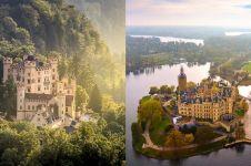 10 Kastil ini indah bak negeri dongeng, wajib dikunjungi nih