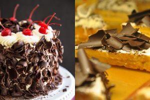 Beda dari biasanya, ini 5 kreasi unik kue black forest kekinian