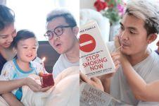 7 Seleb ini stop merokok saat momen ulang tahun, jadi kado indah deh