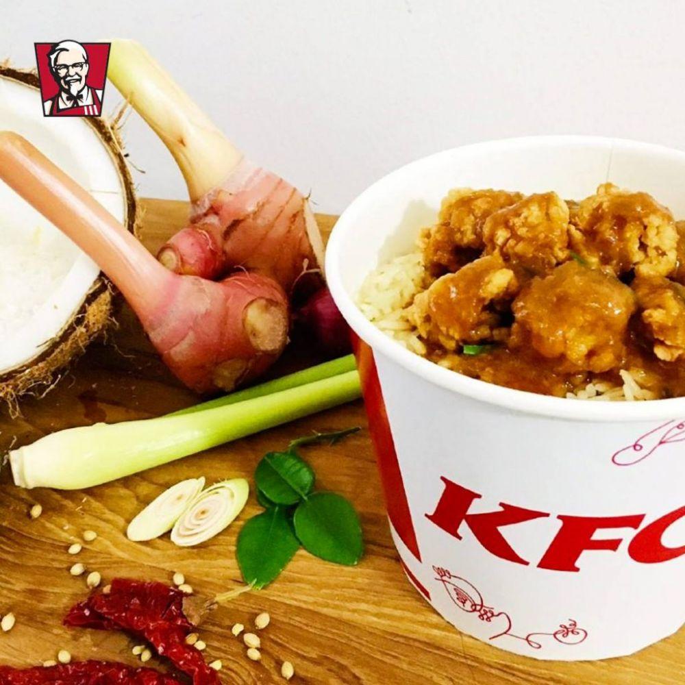 rendang ayam crispy ternyata ada  © 2018 brilio.net