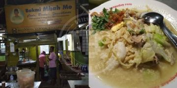 Bakmi Jawa Mbah Mo, kuliner sederhana melegenda dari pelosok desa