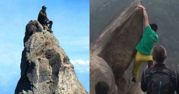5 Aksi nekat orang naik gunung, ada yang meninggal jatuh ke kawah