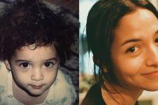 5 Potret masa kecil Putri Marino, cantiknya dari balita