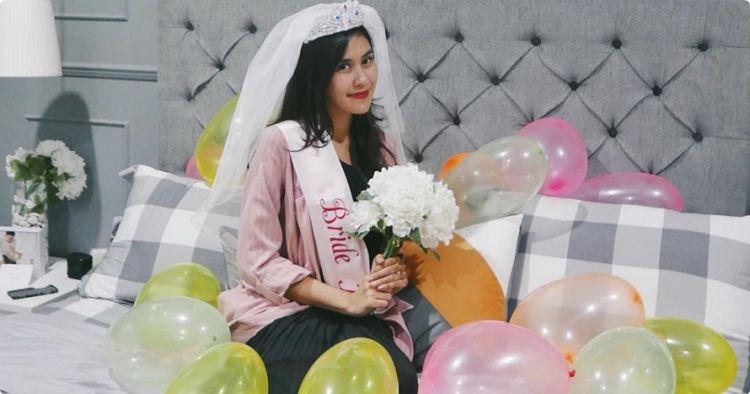 Jelang menikah, begini 6 momen bridal shower Syahnaz Sadiqah