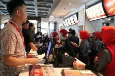 Restoran cepat saji ini lagi nyari ribuan tenaga kerja baru lho