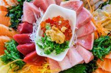 Suka makan sashimi? Ini 3 jenisnya yang perlu kamu ketahui
