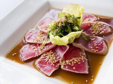 3 Jenis sashimi © 2018 Istimewa