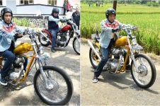 Heboh jaket Jokowi dihina, begini penjelasan sang seniman