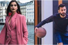 Akan gelar pernikahan di Swiss, ini 7 kemesraan Sonam Kapoor & kekasih