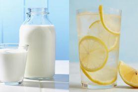 5 Bahan pangan untuk pertolongan pertama saat keracunan makanan