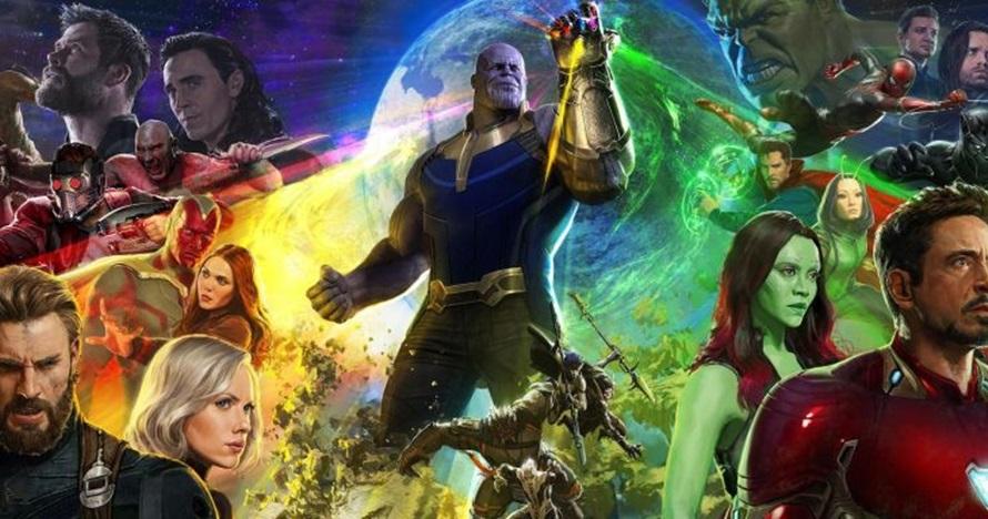 5 Kostum dan senjata baru Avengers: Infinity War, keren & futuristik