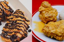 6 Varian ayam crispy dengan rasa unik, kamu sudah coba yang mana?