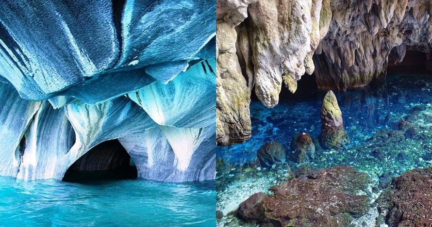 10 Wisata gua bawah laut terindah di dunia, ada 4 di Indonesia